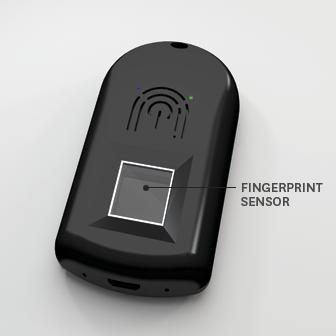 Keopass - Clé biométrique pour sécuriser vos mots de passe